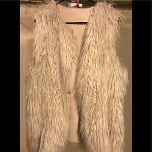 H&M Reversible Fur Vest